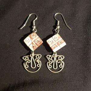Jewelry - Unique Dangle Earrings
